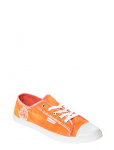 Baskets Vika Orange - vetement femme