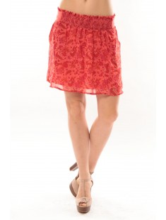 Short Skirt Paisilla HW 10106801 Corail - vetement femme