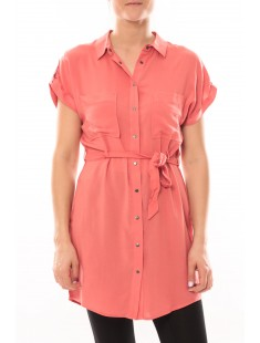Tunic It Derka S/S 101077894 Corail - vetement femme
