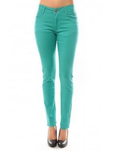 Pantalon B3523 Vert - vetement femme