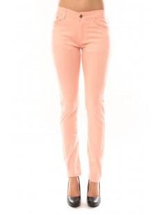Pantalon B3523 Rose - vetement femme