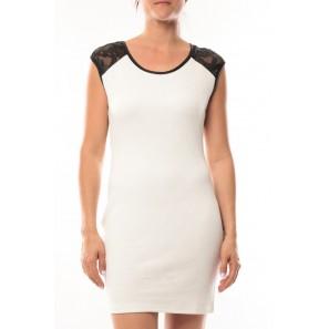 Robe Love Look 320 Blanc 1 acheté = 1 offert
