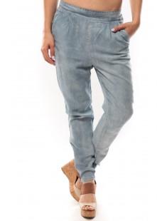 Pants Tanni NW Tencel 10106151 Denim - vetement femme