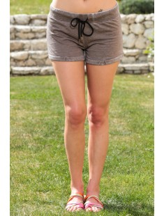 Shorts Uno 10108405 Marron - vetement femme