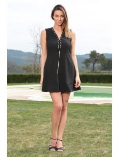 Robe Allyson R1173-6 Noir