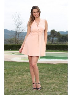 Robe Allyson R1173-6 Rose