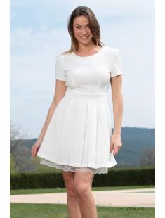Robe Ivivi W1505 Blanc