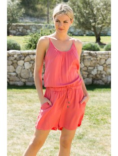 Playsuit Another Friday 10108425 Rose - vetement femme