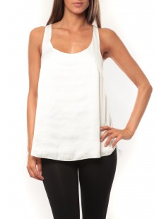 Top Tokio S/L It 10108950 Blanc - vetement femme