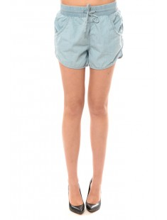 Short Cashua LW Loose Shorts 10108195 Bleu clair