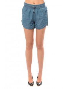 Short Cashua LW Loose Shorts 10108195 Bleu - vetement femme