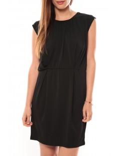 Short Dress Coco S/L It 10108916 Noir - vetement femme