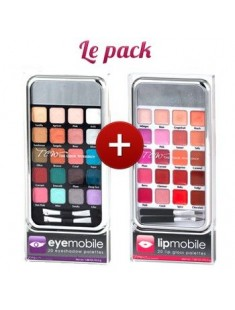 Pack Eye and Lip Mobile - Maquillage femme