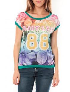 T-shirt 88 Vert - 1 acheté = 1 offert
