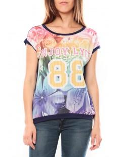 T-shirt 88 Violet - 1 acheté = 1 offert