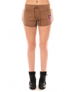 Short R CZC-220 Marron - vetement femme