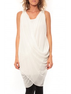 Short  Dress Blakie SL 10110956 Blanc - vetement femme