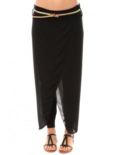 Pantalon O.D Fahion Noir - vetement femme
