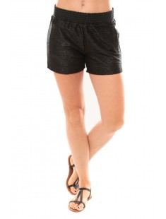 Shorts Grooved NW Blue 10113956 Noir
