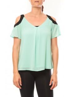 T-shirt Moni&Co 328 Turquoise