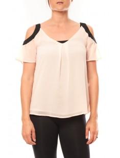 T-shirt Moni&Co 328 Rose