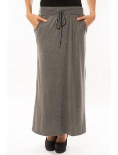 Jupe simple à poche Gris foncé - vetement femme