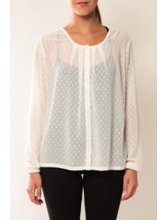 Shirt It Stories L/S 10115643 Blanc - vetement femme