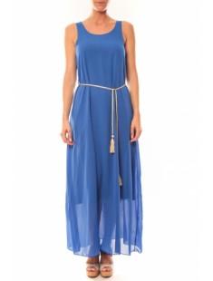 Robe C-F2 865 Bleu - 1 acheté = 1 offert