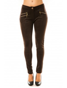 Pantalon P604 Marron