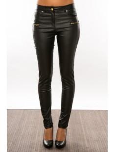 Pantalon CL-1030 Noir