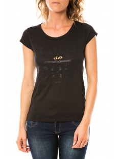 T-shirt Chicos Noir