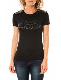 T-shirt Funk Noir - vetement femme