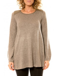 Pull 12007 Taupe