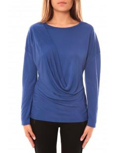 T-shirt CQTW14303 Bleu