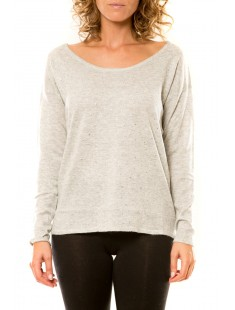 Pull 12030 Gris