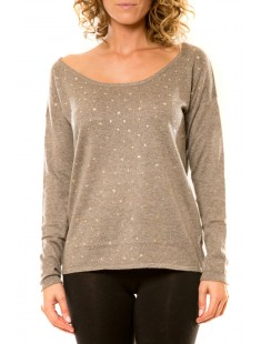 Pull 12030 Taupe