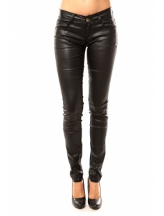 Jeans Miss RJ YS516 Noir