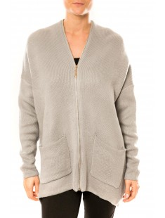 Robe Pull Lely Wood L586 Gris