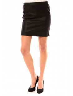 Short Skirt EX8 Beverly NW 10100426 Noir - vetement femme