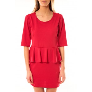 Robe Moda Fashion Rouge