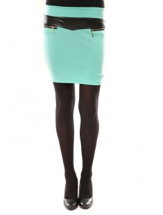 Jupe J.X Fashion Turquoise