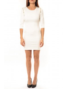 Robe Lucce LC-7012 Blanc