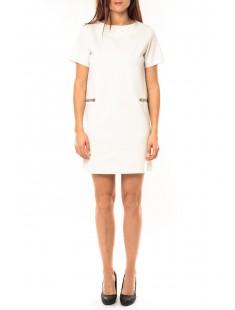 Robe Allyson R329-6 Blanc