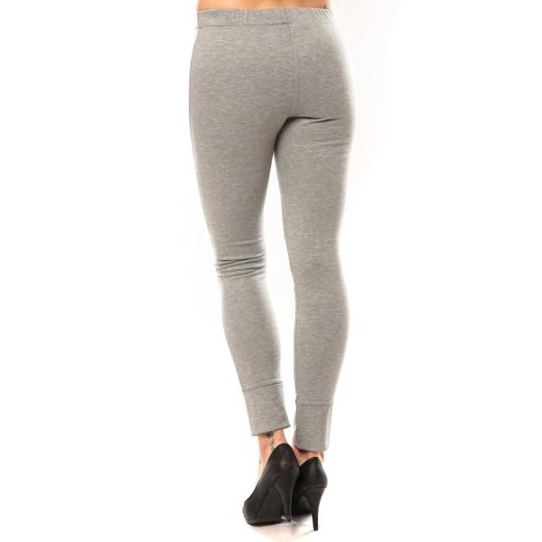 super qualité profiter de la livraison gratuite célèbre marque de designer Jogging Legging Place du Jour Gris - vetement femme