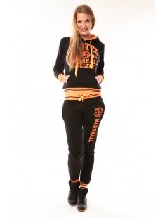 Total Look United Marshall College Orange