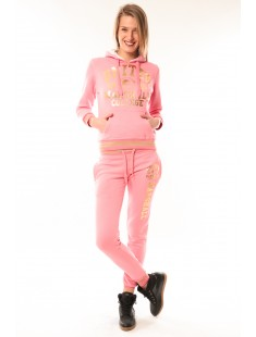 Total Look United Marshall College Rose/Or