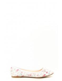 Ballerines Ephira Blanc