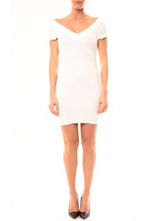 Robe Lucce LC-0312 Blanc