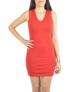 Robe Enzoria 9252 Rouge