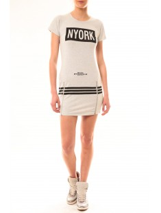 Robe New York MC1575 Gris